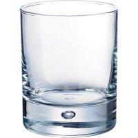 pohár, poháre na whisky so znakom 2+4cl, obsah 290 ml, Disco - Durobor