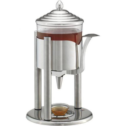 dávkovač medu zásobník na med nerez 1kg medu pro bufet snídaně Elegance Frilich