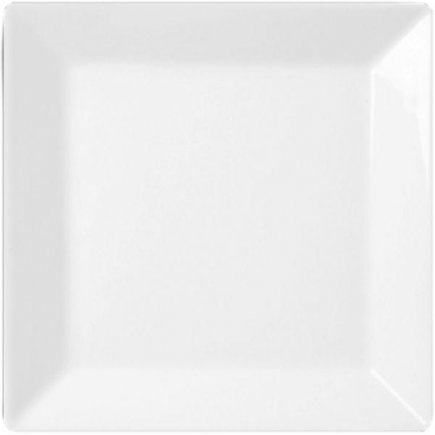 Talíř čtverec 27x27 cm Actual plus Lilien