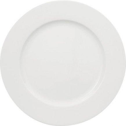 Talíř mělký 310 mm, kulatý, porcelán, model Primavera, ESCHENBACH